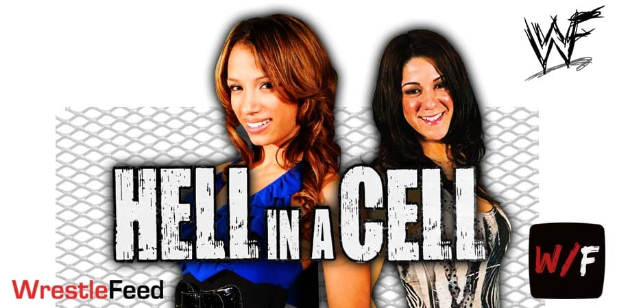 Sasha Banks Defeats Bayley At Hell In A Cell 2020 WrestleFeed App