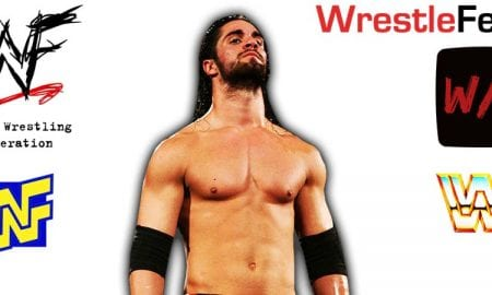 Seth Rollins Article Pic 4 WrestleFeed App