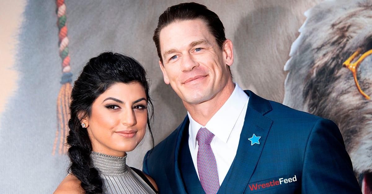 Shay Shariatzadeh John Cena Marriage WrestleFeed App