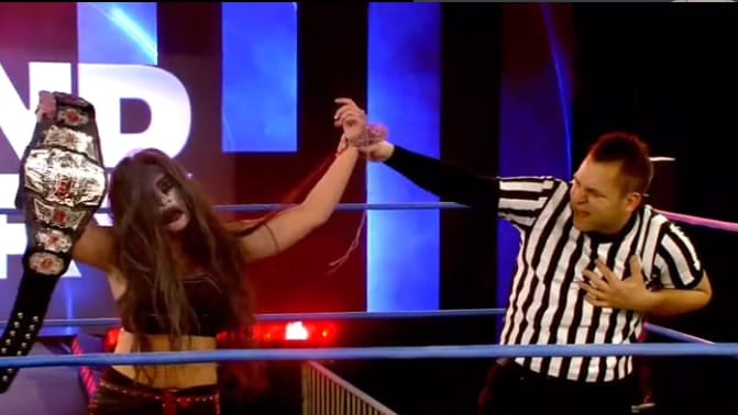 Su Yung Wins Impact Knockouts Title At Bound For Glory 2020