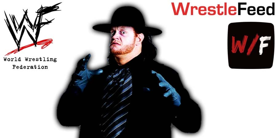 The Undertaker Article Pic 7 WrestleFeed App