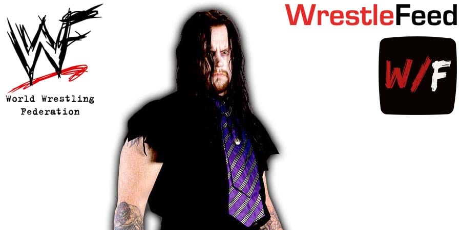 The Undertaker Article Pic 8 WrestleFeed App