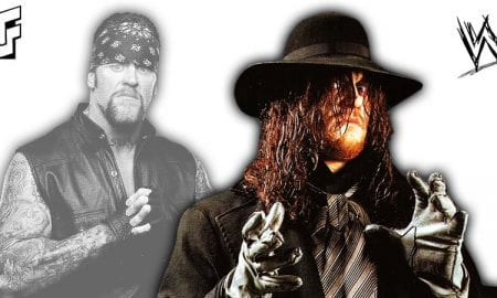 Undertaker Big Evil Western Mortician WWF Article Pic