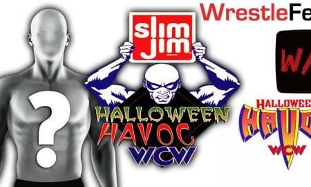 WCW NXT Halloween Havoc Mystery Vacant WrestleFeed App