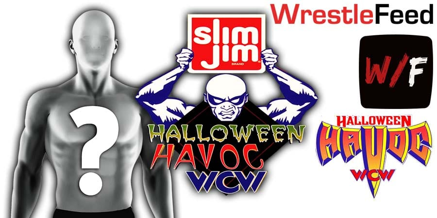 WCW NXT Halloween Havoc Mystery Vacant WrestleFeed App