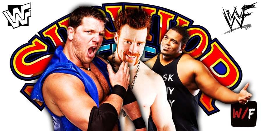 AJ Styles Sheamus Keith Lee Survivor Series 2020 WrestleFeed App