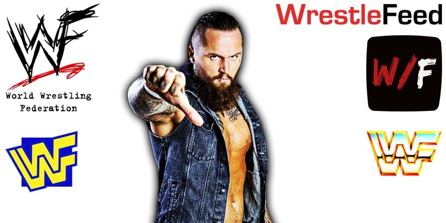 Aleister Black Article Pic 2 WrestleFeed App
