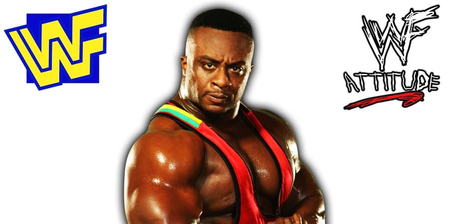 Big E Langston WWF WWE