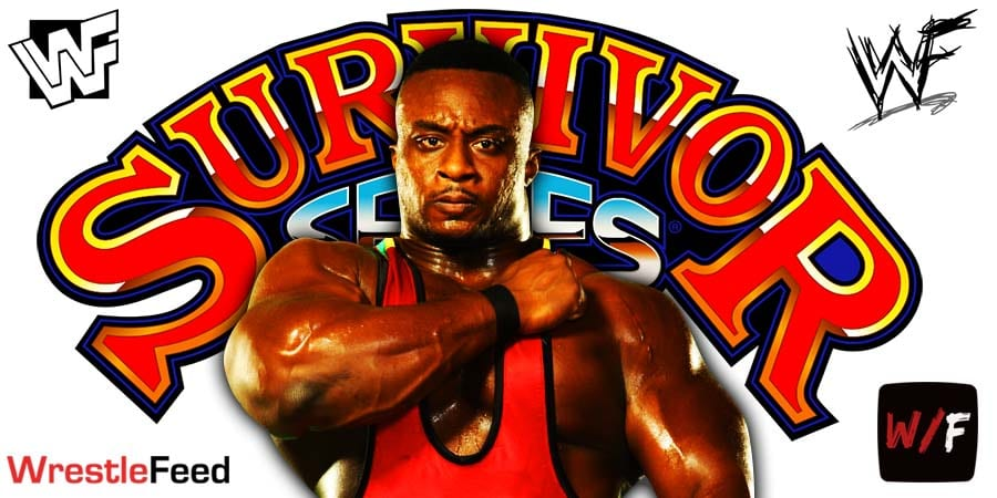 Big E Survivor Series 2020 WrestleFeed App