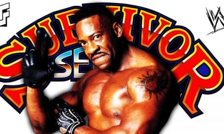 Booker T Survivor Series 2020