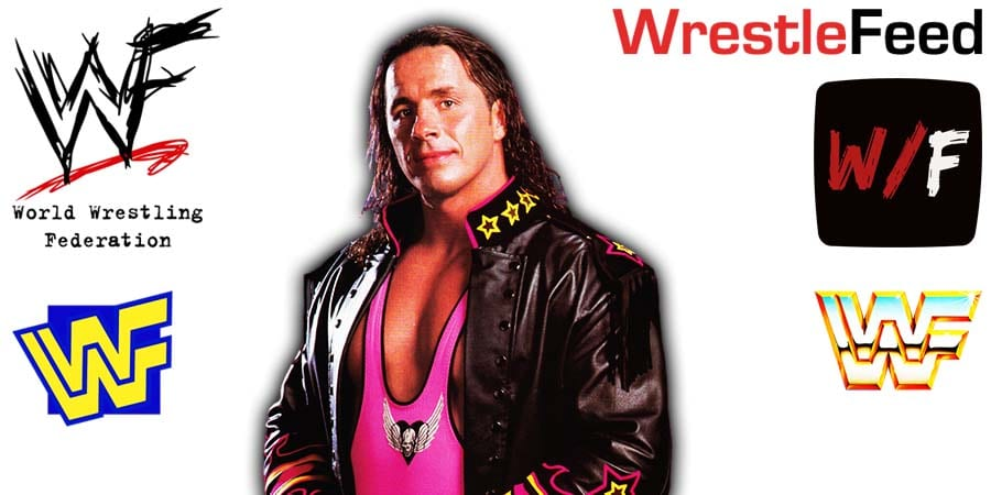 Bret Hart Article Pic 2 WrestleFeed App