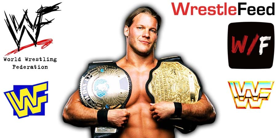 Chris Jericho Article Pic 5 WrestleFeed App
