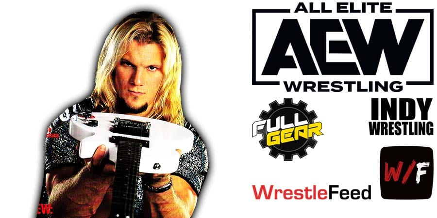Chris Jericho Loses At AEW Full Gear 2020