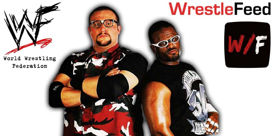 Dudley Boyz - Bubba Ray & D-Von Article Pic 1 WrestleFeed App