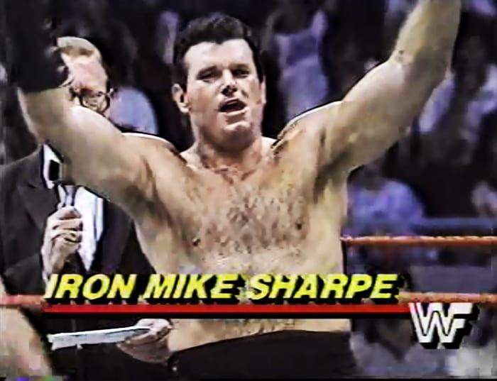 Iron Mike Sharpe WWF Jobber