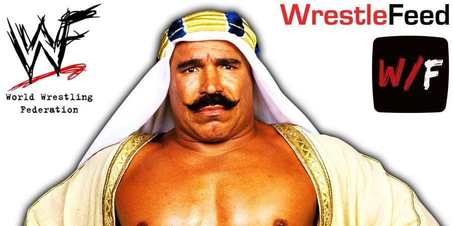 Iron Sheik Article Pic 1 WrestleFeed App