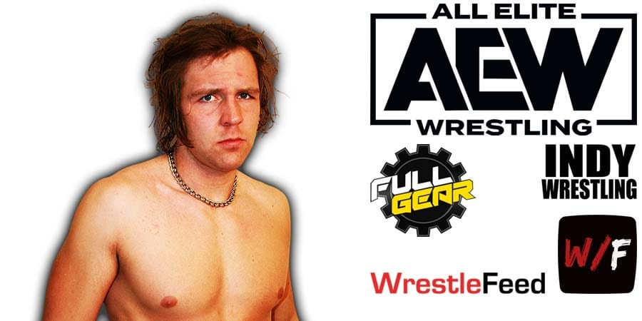 Jon Moxley Wins At AEW Full Gear 2020