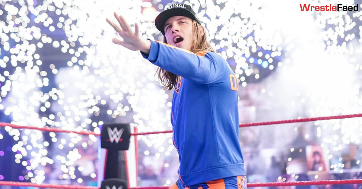Matt Riddle Pyro Entrance RAW After WWE Survivor Series 2020 WrestleFeed App