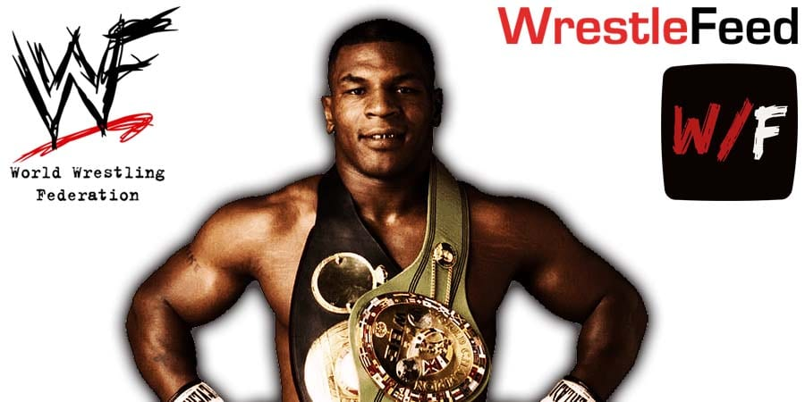 Mike Tyson Article Pic 1 WrestleFeed App