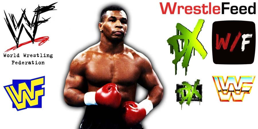 Mike Tyson Article Pic 3 WrestleFeed App