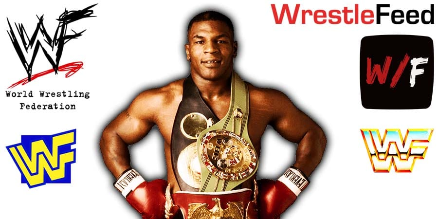 Mike Tyson Article Pic 4 WrestleFeed App