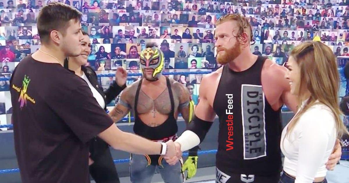 WWE SmackDown Results - Chelsea Green Debuts   WWF Old School