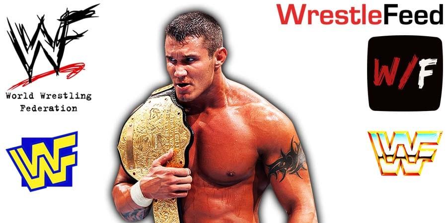 Randy Orton World Heavyweight Champion WWE 2004 Article Pic 3 WrestleFeed App