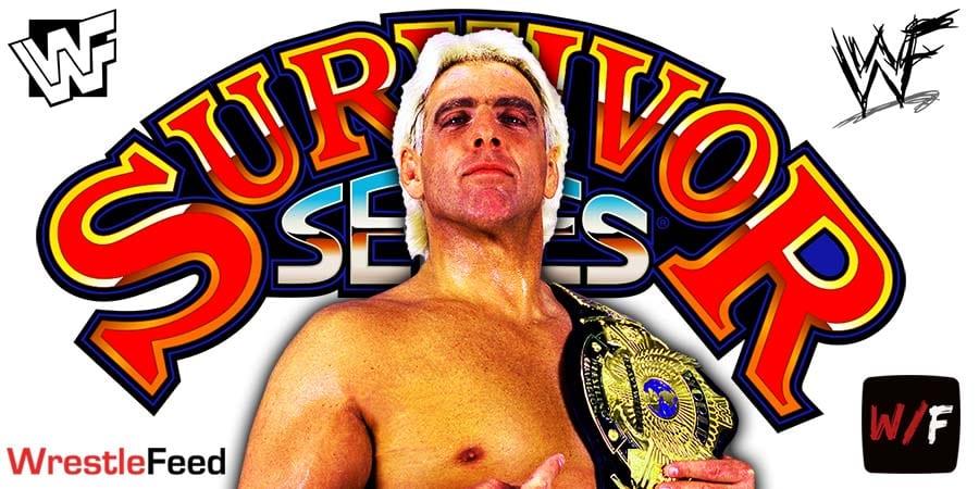 Ric Flair Survivor Series 2020 WrestleFeed App