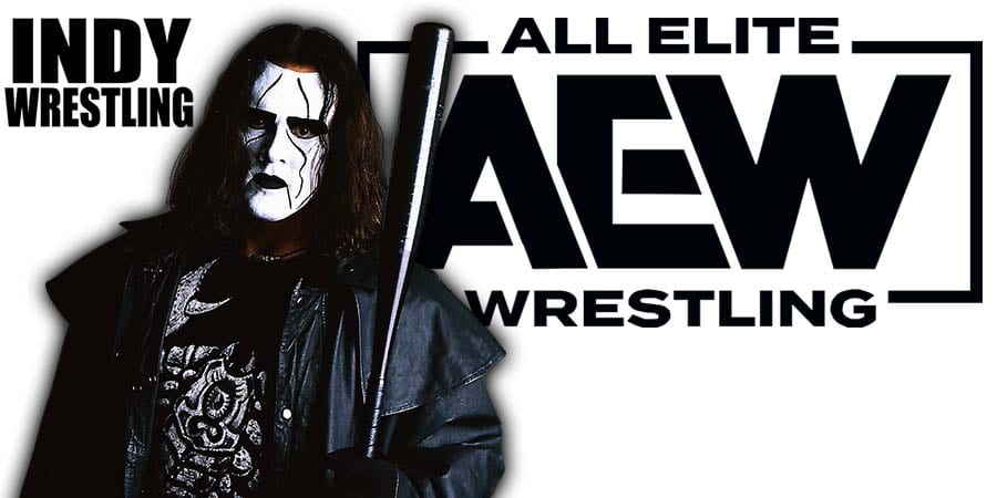 Sting AEW All Elite Wrestling Article Pic 3