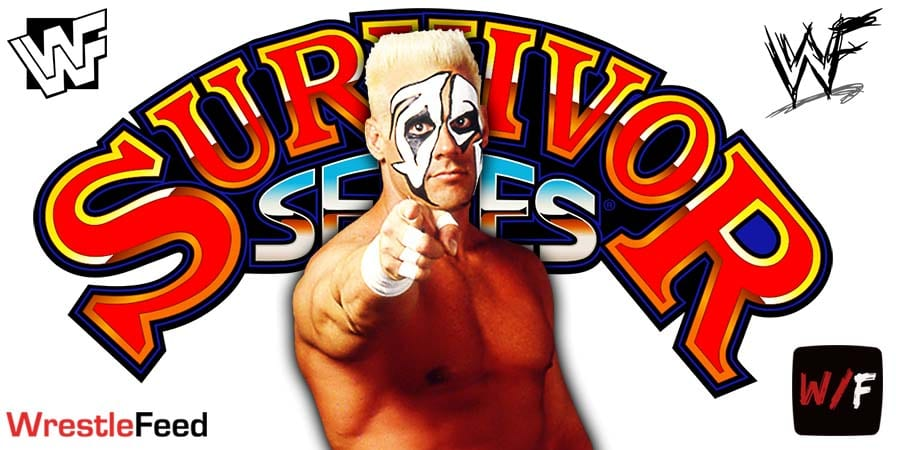 Sting Survivor Series 2020 WrestleFeed App