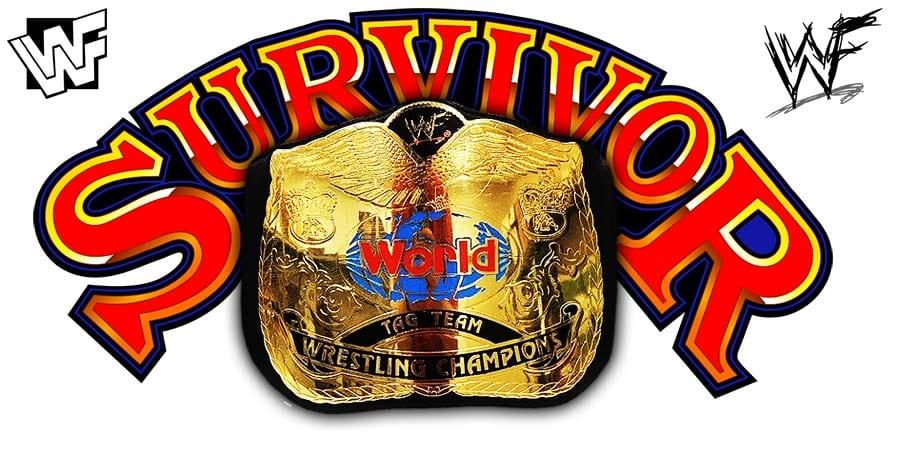 Tag Team Champions Survivor Series