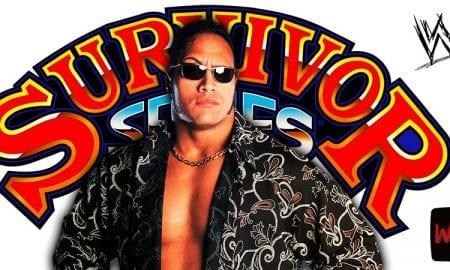 The Rock Survivor Series WrestleFeed App