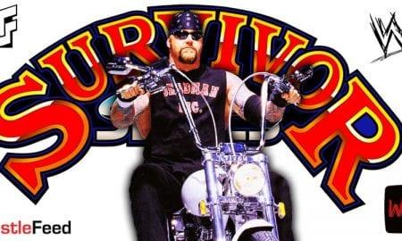 The Undertaker Bike WWE Survivor Series 2020 WrestleFeed App