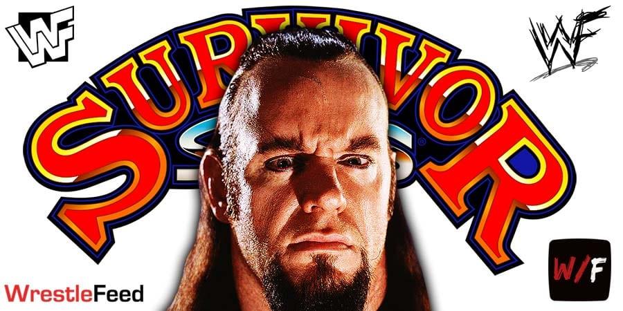 The Undertaker Final Farewell Survivor Series 2020