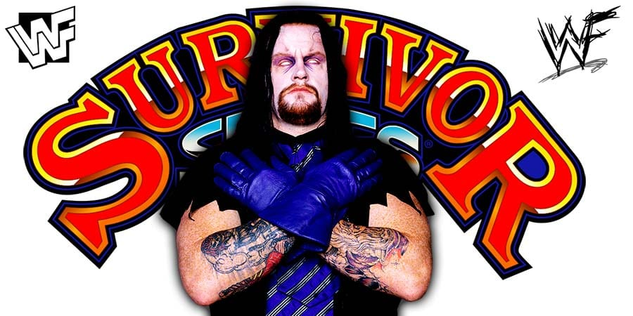 The Undertaker Not Retiring At WWE Survivor Series 2020