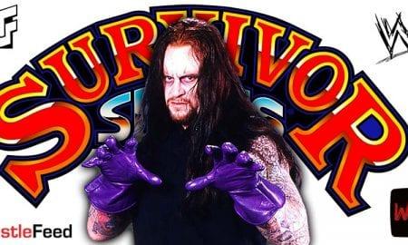Undertaker Final Farewell WWE Survivor Series 2020