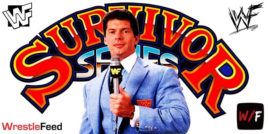Vince McMahon Survivor Series 2020 Farewell Segment WrestleFeed App
