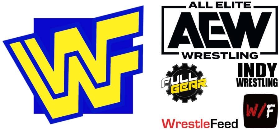 WWF Stars Show Up At AEW Full Gear 2020