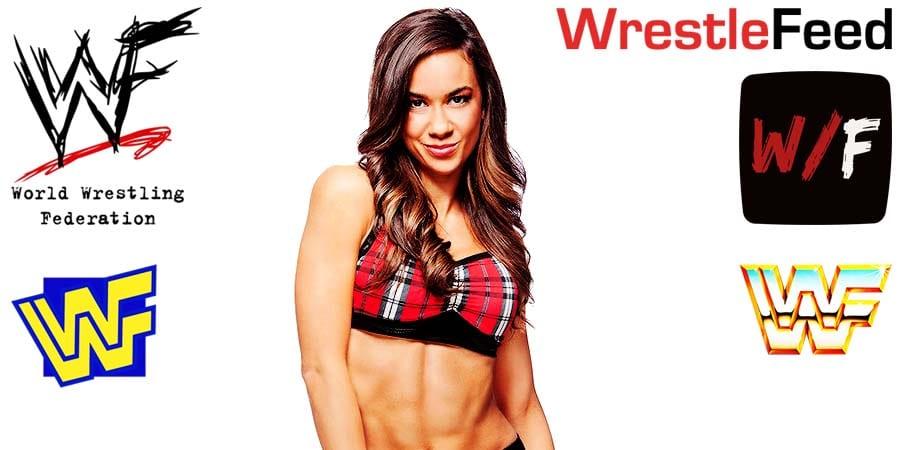 AJ Lee Article Pic 1 WrestleFeed App