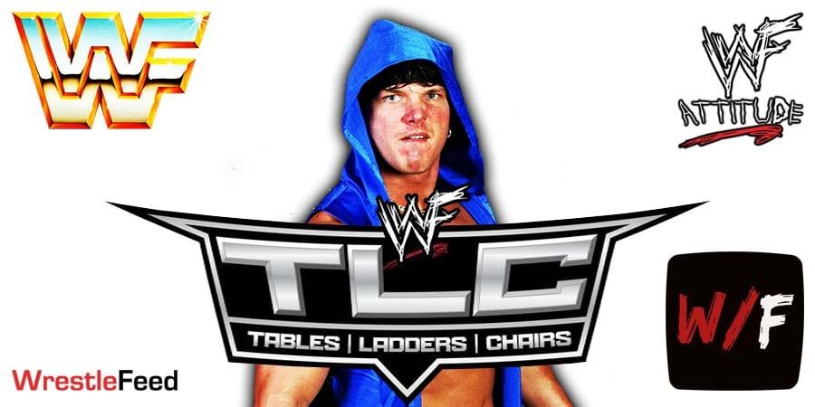 AJ Styles TLC 2020 WrestleFeed App
