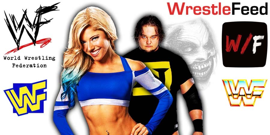 Alexa Bliss The Fiend Bray Wyatt Article PIc 1 WrestleFeed App