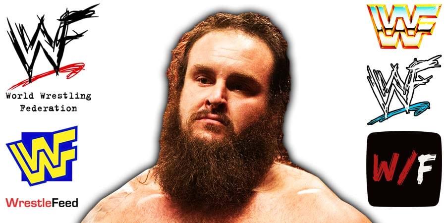 Braun Strowman 2013 NXT Sad Article Pic 6 WrestleFeed App