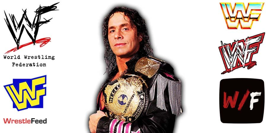 Bret Hart Article Pic 4 WrestleFeed App