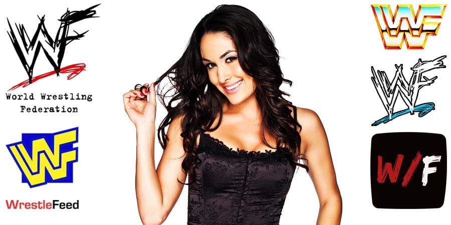 Brie Bella 2009 Article Pic 1 WrestleFeed App