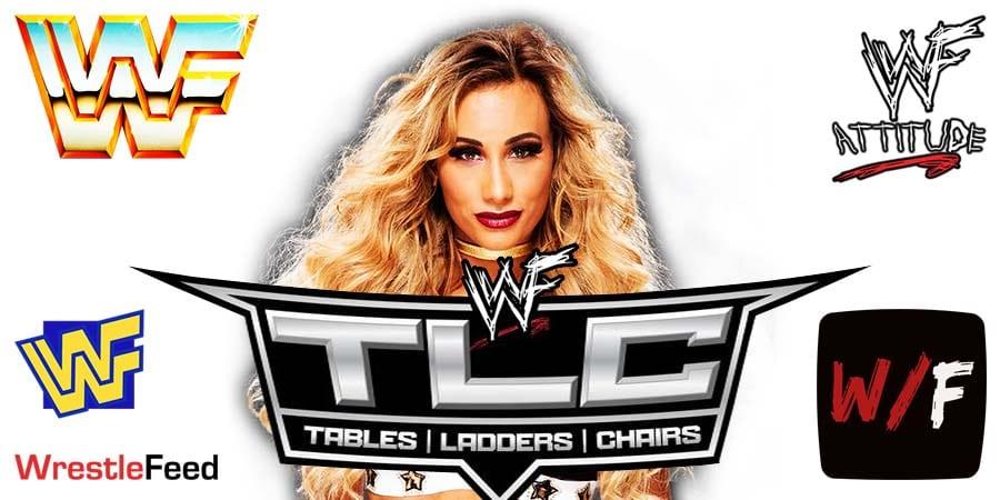 Carmella Loses At TLC 2020 WrestleFeed App