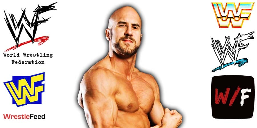 Cesaro Article Pic 2 WrestleFeed App