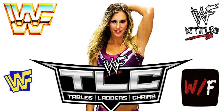 Charlotte Flair Returns & Wins At TLC 2020