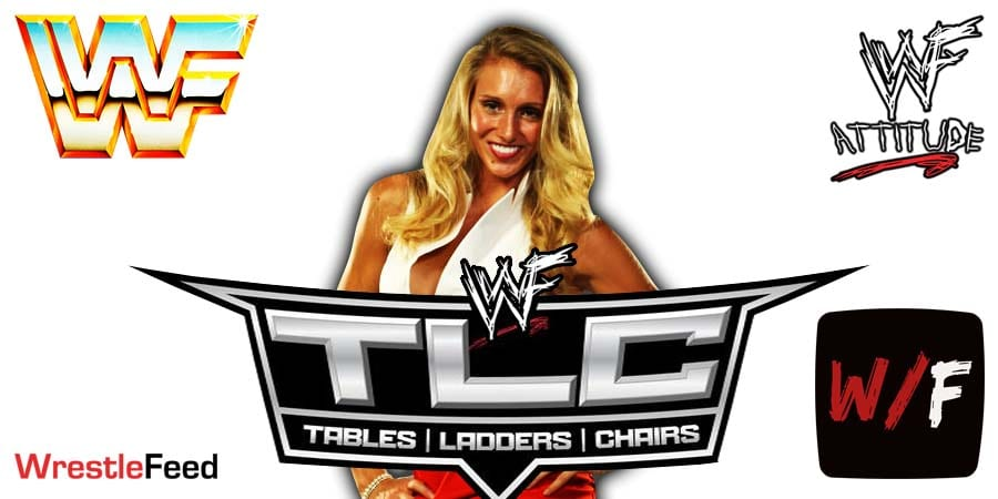 Charlotte Flair TLC 2020 WrestleFeed App