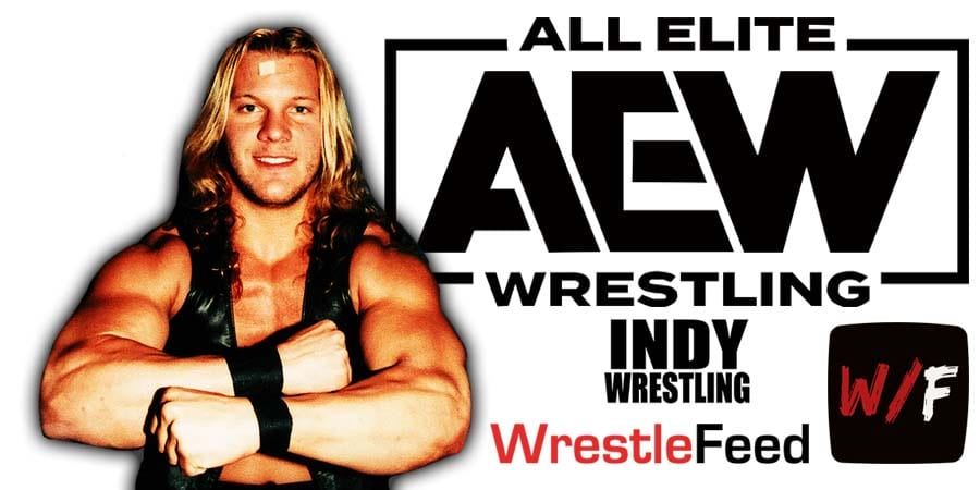 Chris Jericho AEW All Elite Wrestling Article Pic 5 WrestleFeed App