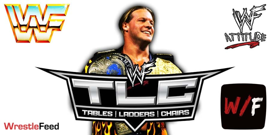 Chris Jericho Almost Died At WWE TLC 2009 WrestleFeed App